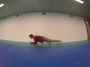 Cvik plank