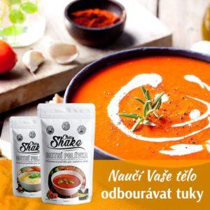 Dietní polévka Chia Shake