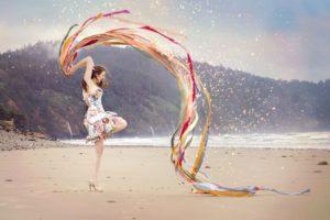 Ranní vstávání - tanec