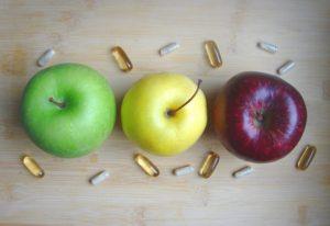 Vitamíny a minerály v ovoci