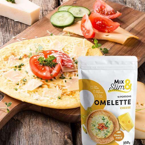Mix Slim dietní omeleta sýrová 350 g